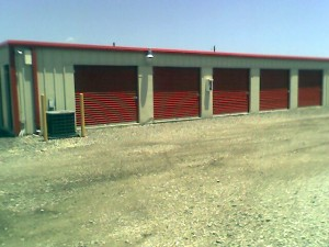 Climate controlled storage units in Fort Worth